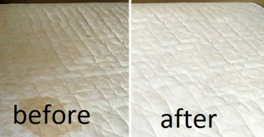 You can make an awesome mattress stain remove
