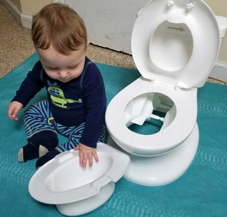 Teach Your Baby To Use The Potty In 3 Days!