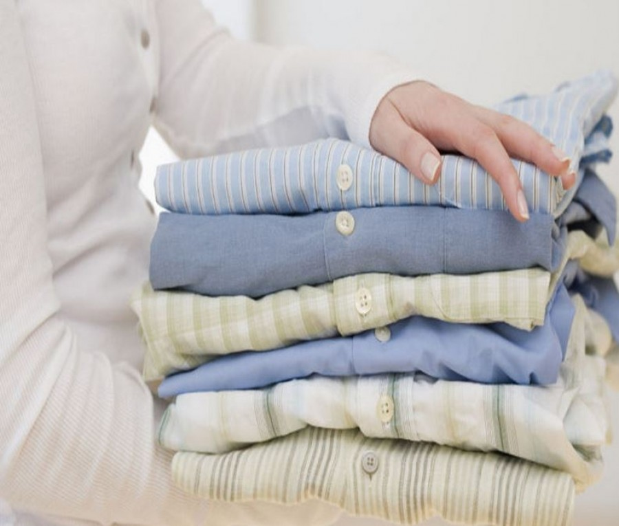 You'll Be Able To Say Goodbye To Wrinkled Clothes Forever. Only One Trick.
